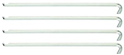 Set de 4 brate extractor 140 mm, nr.art. 1.29/10