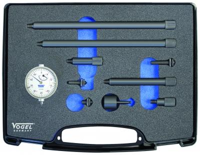 Set instrumente pentru testarea arborilor cotiti 60-500x0,01mm