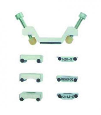 Set suporti inel cu fixare pentru durometre, 11 piese