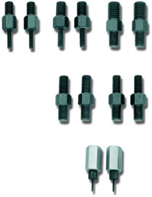Set suruburi extractoare M10 - 2 bucati/dimensiune, nr.art. 1.81/10