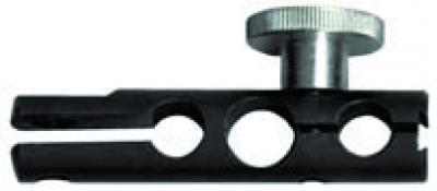 Sistem prindere pentru brate suport masurare 250201 include scurub strangere M5