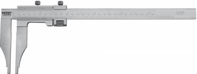 Subler mecanic cu reglaj fin, 2500 mm/ 100