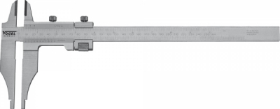 Subler mecanic cu reglaj fin, 3000 mm/ 120