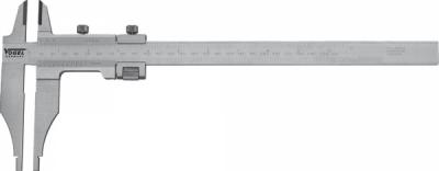 Subler mecanic cu reglaj fin, 3500 mm/ 140
