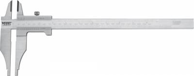 Subler mecanic fara reglaj fin, 2500 mm/ 100