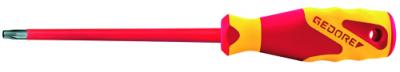 Surubelnita VDE, TORX T9, nr.art. VDE 2163 TX T9