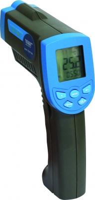 Termometru digital tip pistol, cu laser,  0.1 °C, -30 ~ +550 °C