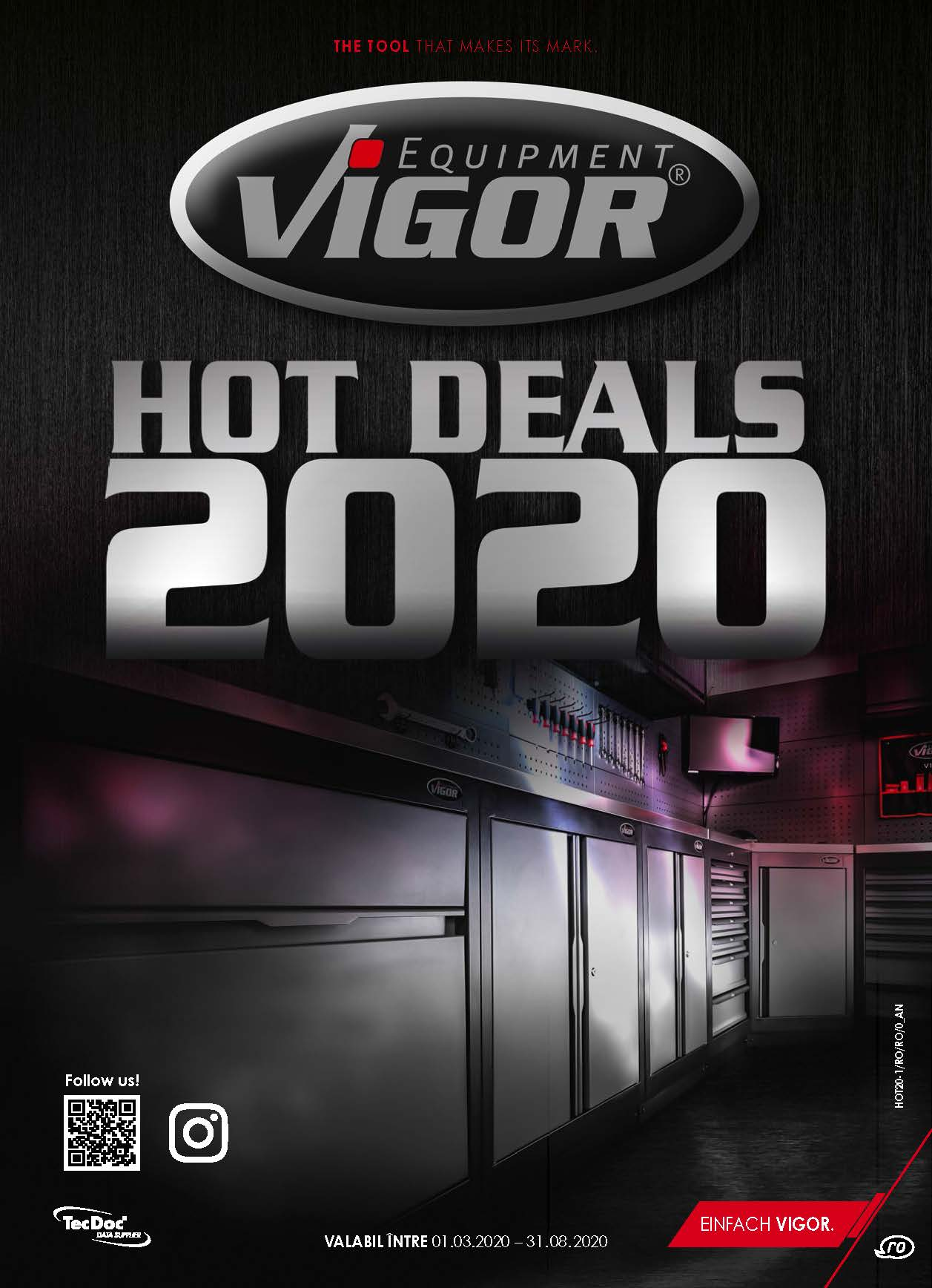 VIGOR HOT DEALS