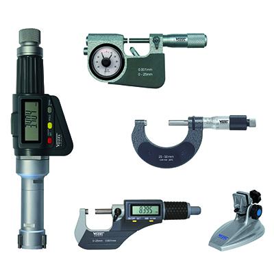 Micrometre clasice