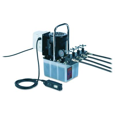 Pompe hidraulice electrice