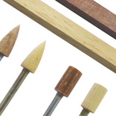 Capete biax din pasla sau lemn
